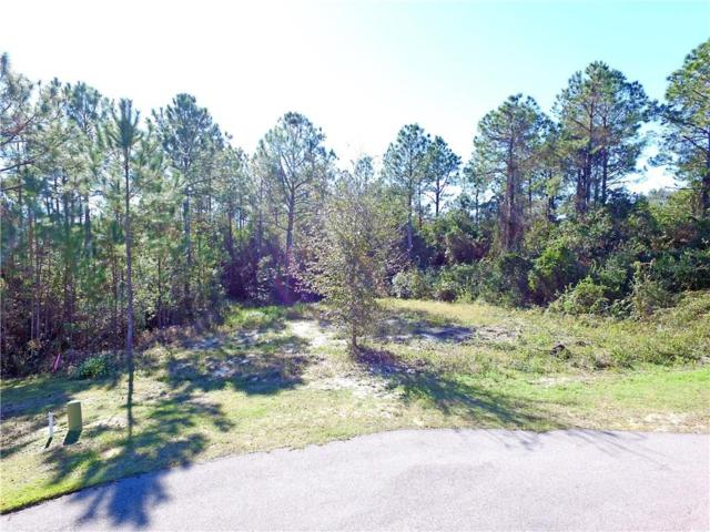 0 Terry Cove Drive, Orange Beach, AL 36561 (MLS #629922) :: Berkshire Hathaway HomeServices - Cooper & Co. Inc., REALTORS®