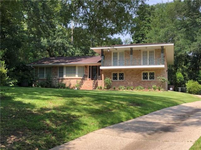 604 Montclaire Way, Mobile, AL 36609 (MLS #629950) :: Berkshire Hathaway HomeServices - Cooper & Co. Inc., REALTORS®
