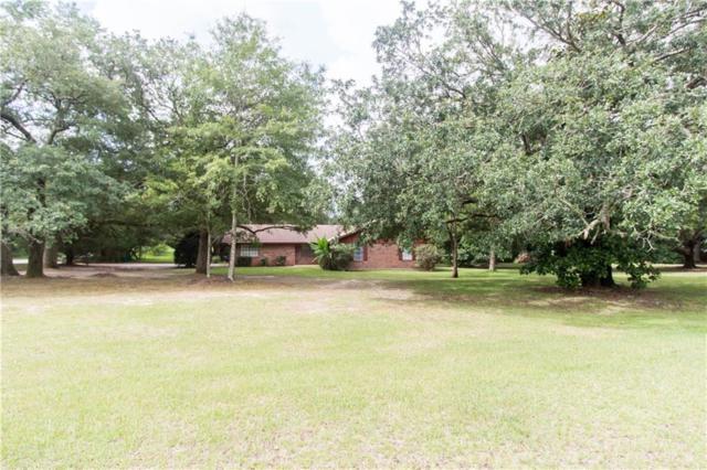 11000 Lakeside Circle, Grand Bay, AL 36541 (MLS #629988) :: Jason Will Real Estate