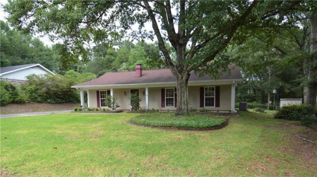 5804 Hanging Moss Court, Mobile, AL 36609 (MLS #629991) :: Berkshire Hathaway HomeServices - Cooper & Co. Inc., REALTORS®