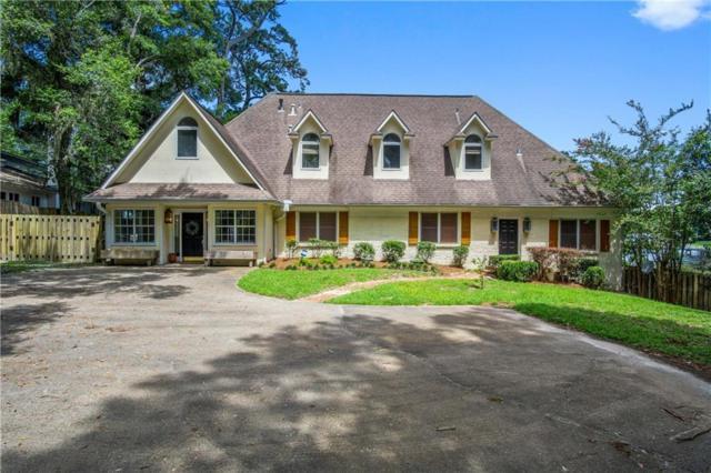 3208 Park Street, Mobile, AL 36605 (MLS #630104) :: Jason Will Real Estate