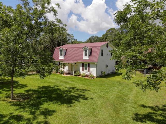 10966 Canal Drive, Theodore, AL 36582 (MLS #630150) :: Jason Will Real Estate
