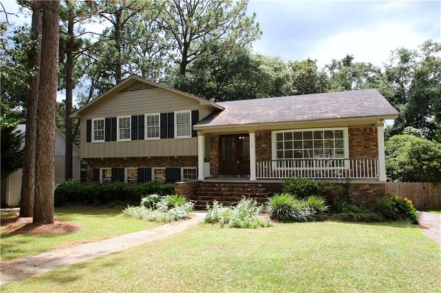 517 Ridgelawn Drive W, Mobile, AL 36608 (MLS #630156) :: Berkshire Hathaway HomeServices - Cooper & Co. Inc., REALTORS®