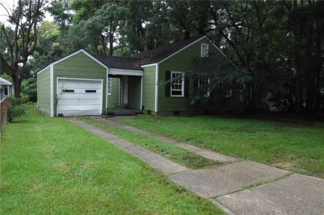 2709 Collins Street S, Mobile, AL 36606 (MLS #630180) :: Berkshire Hathaway HomeServices - Cooper & Co. Inc., REALTORS®