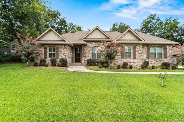 317 Pecan Ridge Boulevard, Fairhope, AL 36532 (MLS #630215) :: Jason Will Real Estate