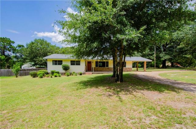 7852 Hi Wood Circle S, Semmes, AL 36575 (MLS #630479) :: Jason Will Real Estate