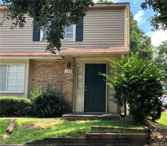 6701 Dickens Ferry Road #125, Mobile, AL 36608 (MLS #630489) :: Berkshire Hathaway HomeServices - Cooper & Co. Inc., REALTORS®