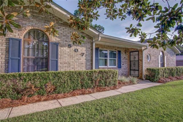 507 Amanda Avenue, Foley, AL 36535 (MLS #630650) :: Jason Will Real Estate