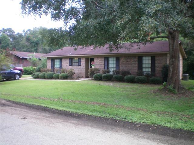 117 Oakview Drive, Saraland, AL 36571 (MLS #630651) :: Jason Will Real Estate