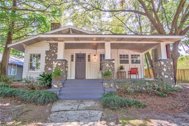 63 Bienville Avenue, Mobile, AL 36606 (MLS #630735) :: Jason Will Real Estate