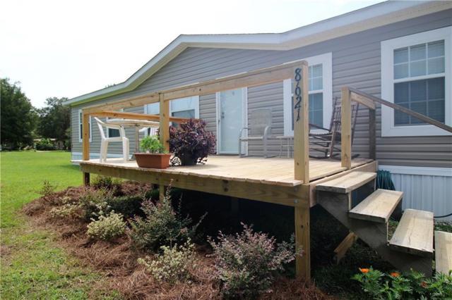 8621 Mitchell Drive, Irvington, AL 36544 (MLS #630989) :: Jason Will Real Estate