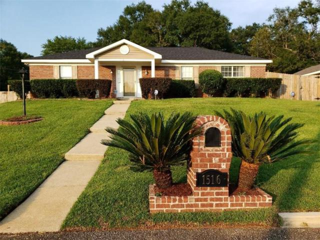 1516 Champion Cove, Semmes, AL 36575 (MLS #631001) :: Jason Will Real Estate