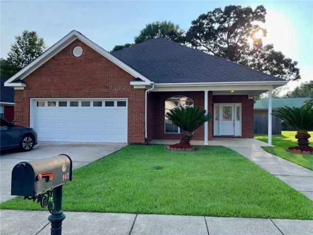 903 Edgefield Drive W, Saraland, AL 36571 (MLS #631016) :: Jason Will Real Estate
