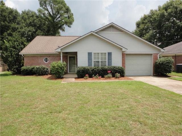 21 Hoffren Drive, Fairhope, AL 36532 (MLS #631056) :: Jason Will Real Estate