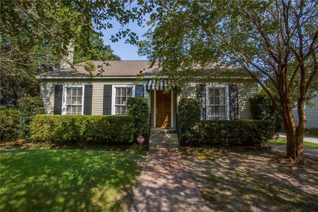 23 Audubon Place, Mobile, AL 36606 (MLS #631945) :: Berkshire Hathaway HomeServices - Cooper & Co. Inc., REALTORS®