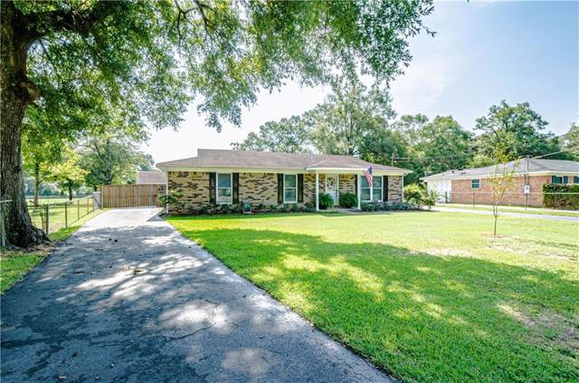 28 Lafayette Drive, Saraland, AL 36571 (MLS #631963) :: Berkshire Hathaway HomeServices - Cooper & Co. Inc., REALTORS®
