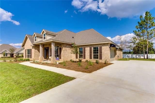1825 Amelia Drive E, Mobile, AL 36695 (MLS #631967) :: Berkshire Hathaway HomeServices - Cooper & Co. Inc., REALTORS®