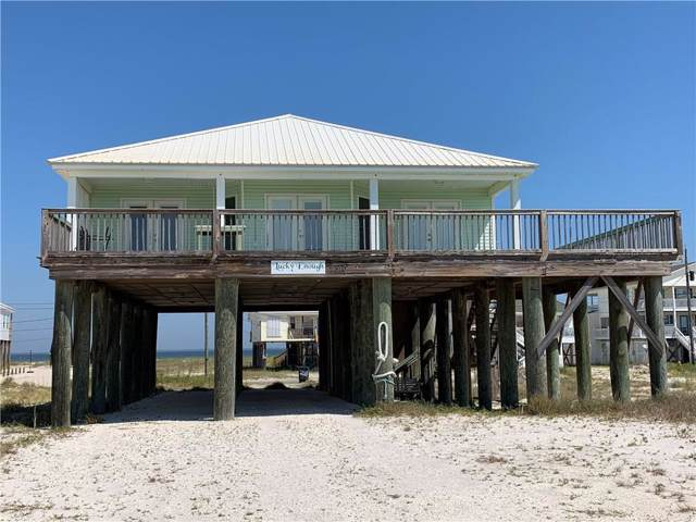 2310 Bienville Boulevard, Dauphin Island, AL 36528 (MLS #631984) :: Jason Will Real Estate