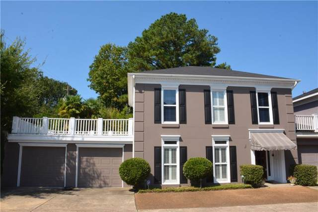 3800 Austill Lane #1, Mobile, AL 36608 (MLS #631987) :: Berkshire Hathaway HomeServices - Cooper & Co. Inc., REALTORS®