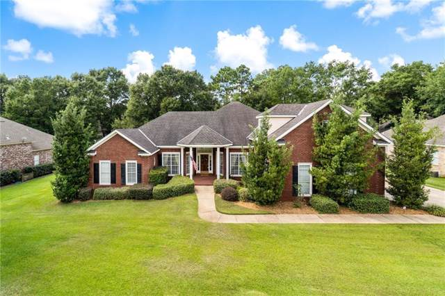 109 Easton Circle, Fairhope, AL 36532 (MLS #632007) :: Jason Will Real Estate