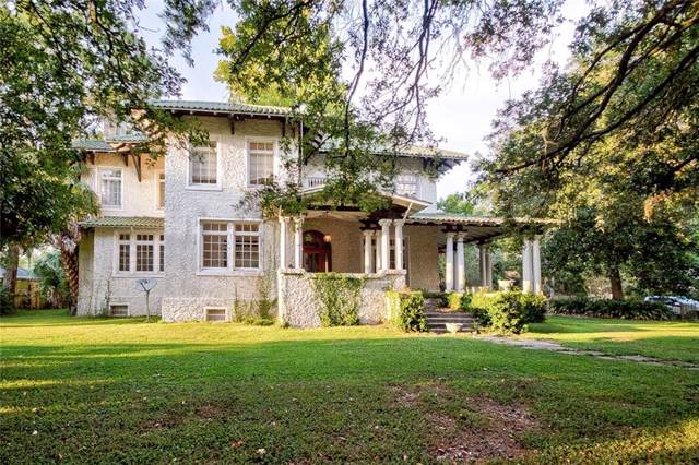 1802 Old Government Street, Mobile, AL 36606 (MLS #632024) :: Berkshire Hathaway HomeServices - Cooper & Co. Inc., REALTORS®