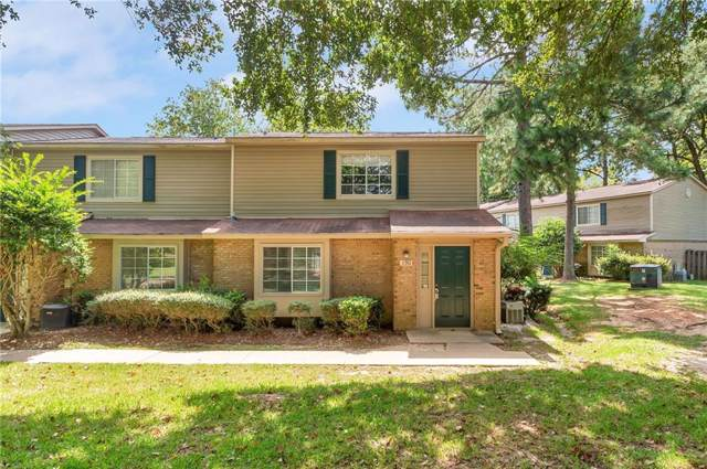 6701 Dickens Ferry Road #130, Mobile, AL 36608 (MLS #632027) :: Berkshire Hathaway HomeServices - Cooper & Co. Inc., REALTORS®