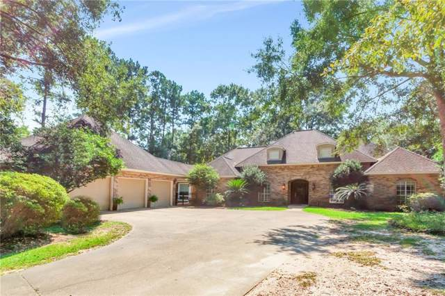 3730 Lakefront Drive, Mobile, AL 36695 (MLS #632042) :: Berkshire Hathaway HomeServices - Cooper & Co. Inc., REALTORS®