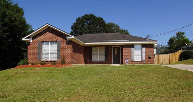 1558 Homestead Drive, Semmes, AL 36575 (MLS #632046) :: Berkshire Hathaway HomeServices - Cooper & Co. Inc., REALTORS®