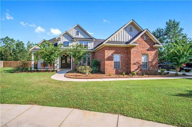 5461 Rabbit Creek Drive, Theodore, AL 36582 (MLS #632082) :: Berkshire Hathaway HomeServices - Cooper & Co. Inc., REALTORS®