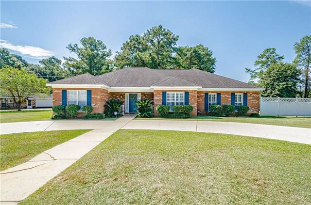 8721 Pecan Court, Semmes, AL 36575 (MLS #632116) :: Berkshire Hathaway HomeServices - Cooper & Co. Inc., REALTORS®