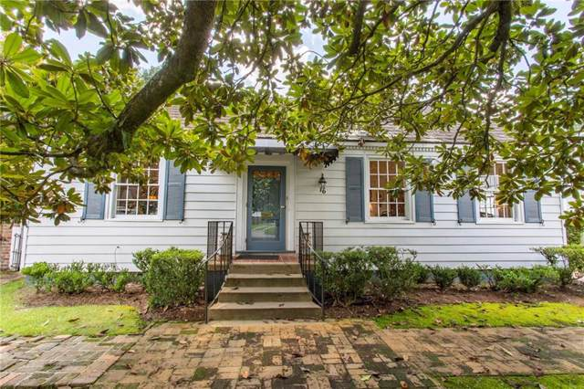 16 Japonica Avenue, Mobile, AL 36606 (MLS #632154) :: Jason Will Real Estate