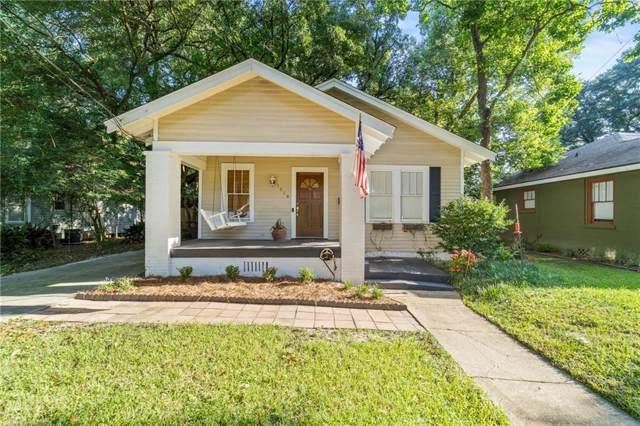 1660 Laurel Street, Mobile, AL 36604 (MLS #632163) :: Berkshire Hathaway HomeServices - Cooper & Co. Inc., REALTORS®