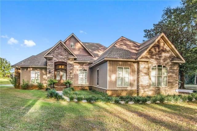 10020 Wilmer Georgetown Road, Wilmer, AL 36587 (MLS #632194) :: Jason Will Real Estate