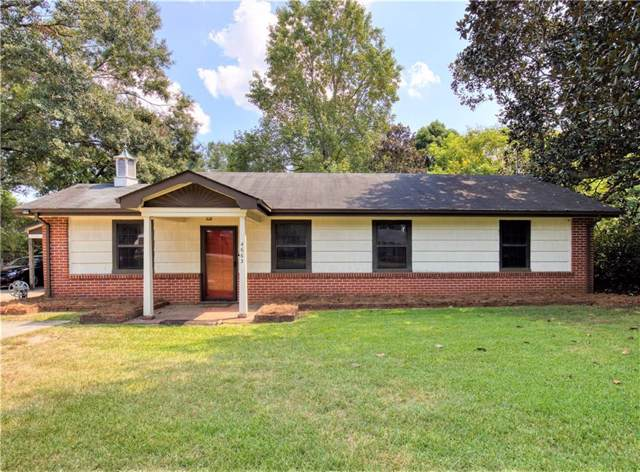 4663 Bit & Spur Road, Mobile, AL 36608 (MLS #632222) :: Berkshire Hathaway HomeServices - Cooper & Co. Inc., REALTORS®