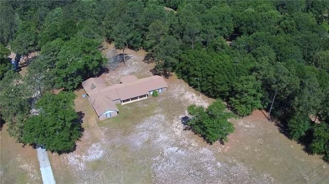 10801 Celeste Road, Saraland, AL 36571 (MLS #632709) :: Jason Will Real Estate