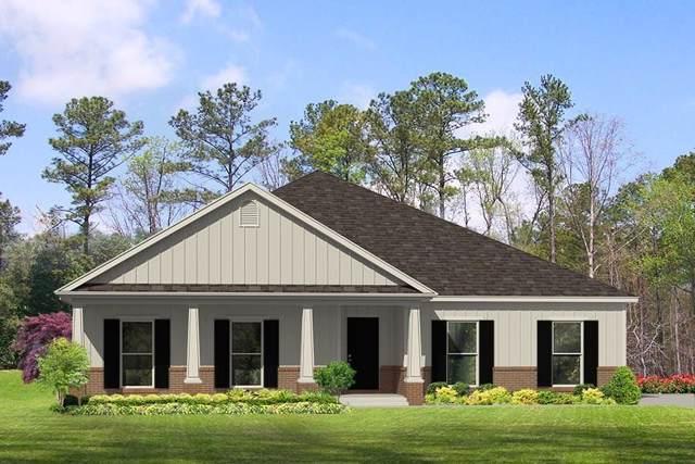 2327 Philsdale Lane E, Semmes, AL 36575 (MLS #632760) :: Berkshire Hathaway HomeServices - Cooper & Co. Inc., REALTORS®