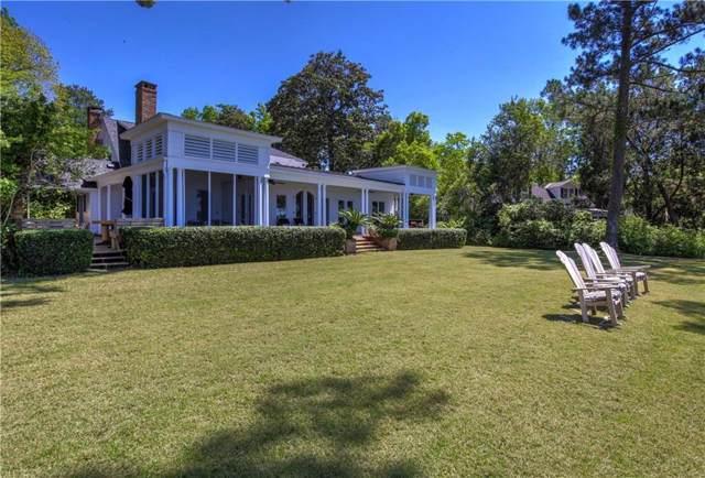 865 Sea Cliff Drive, Fairhope, AL 36532 (MLS #632813) :: Jason Will Real Estate