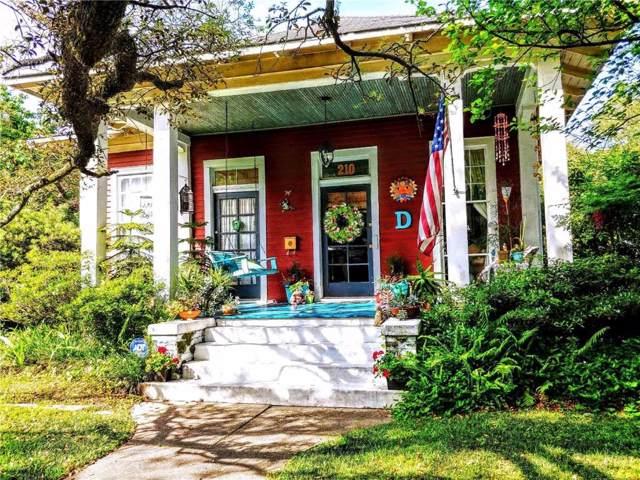 210 Tuttle Avenue, Mobile, AL 36604 (MLS #632828) :: JWRE Powered by JPAR Coast & County