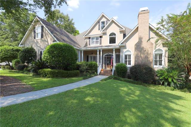 7546 Willow Circle, Mobile, AL 36695 (MLS #632907) :: JWRE Powered by JPAR Coast & County