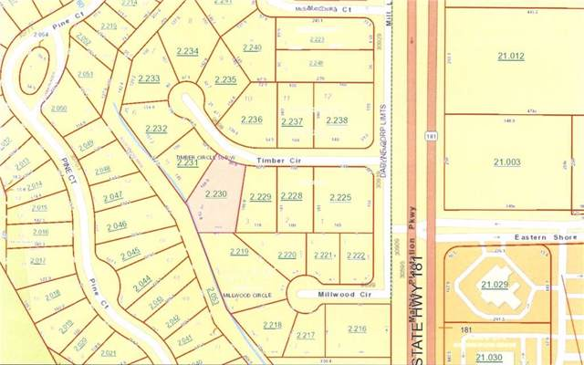 0 Timber Circle, Daphne, AL 36527 (MLS #632959) :: Jason Will Real Estate