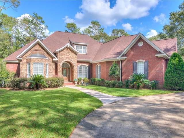 12240 Dogwood Circle, Mobile, AL 36695 (MLS #633060) :: Berkshire Hathaway HomeServices - Cooper & Co. Inc., REALTORS®