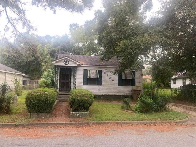 2207 Barlow Street, Mobile, AL 36617 (MLS #633074) :: Jason Will Real Estate