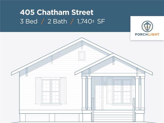405 Chatham Street, Mobile, AL 36604 (MLS #633109) :: Jason Will Real Estate