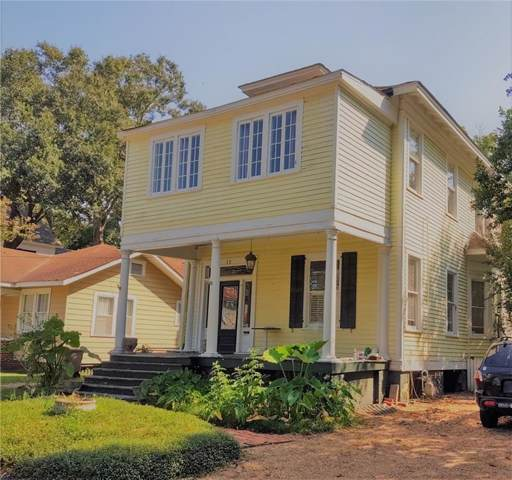 12 Lemoyne Place, Mobile, AL 36604 (MLS #633192) :: Jason Will Real Estate