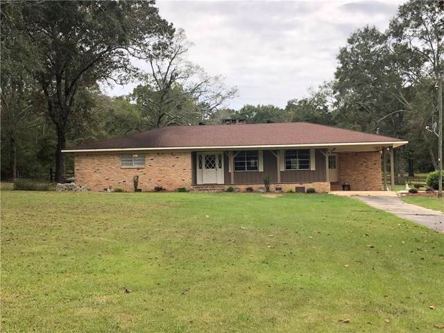 2515 Baxter Road, Wilmer, AL 36587 (MLS #633244) :: Jason Will Real Estate