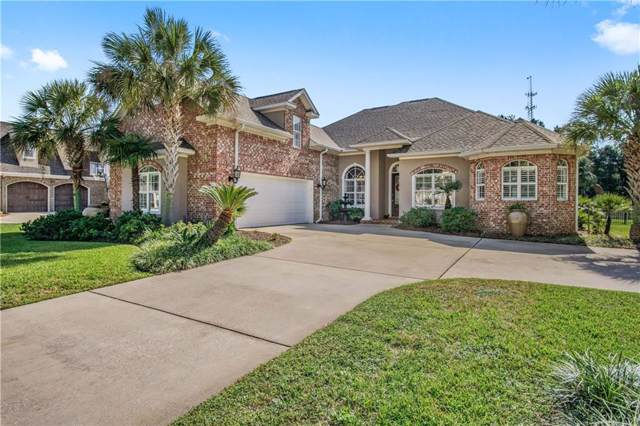 1156 Heron Lakes Circle, Mobile, AL 36693 (MLS #633245) :: Jason Will Real Estate