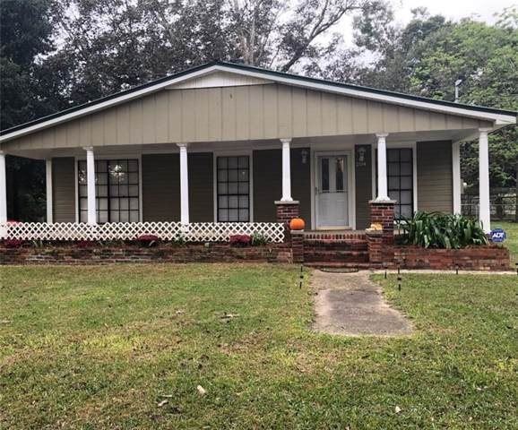 204 Faith Avenue, Eight Mile, AL 36613 (MLS #633253) :: Jason Will Real Estate