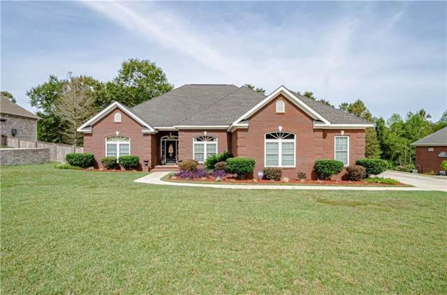 3402 Twin Lakes Court, Saraland, AL 36571 (MLS #633265) :: Jason Will Real Estate