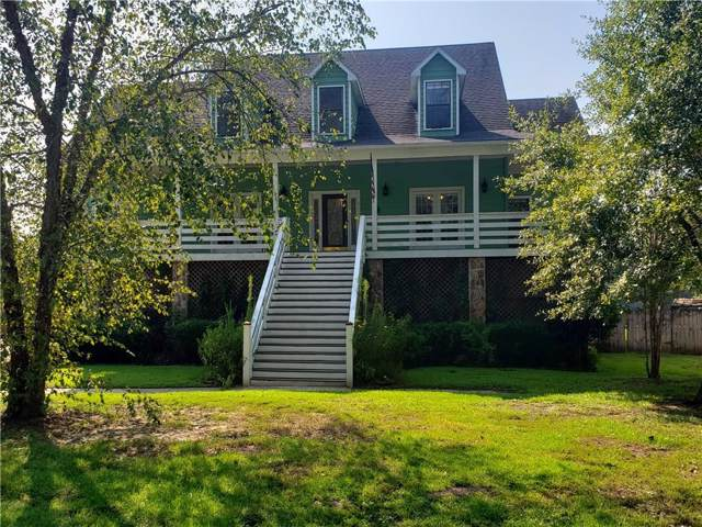 535 Bayou Sara Avenue, Saraland, AL 36571 (MLS #633296) :: JWRE Powered by JPAR Coast & County