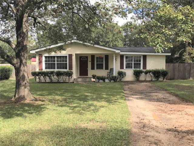20 Robbie Lane, Saraland, AL 36571 (MLS #633350) :: Jason Will Real Estate